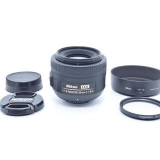 Nikon - Nikon AF-S DX 35mm f1.8g 単焦点レンズ