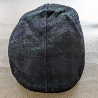 ユニクロ(UNIQLO)のUNIQLO ハンチング ブラックウォッチ(ハンチング/ベレー帽)