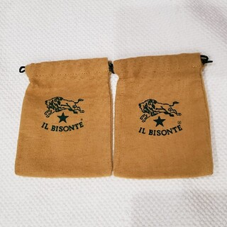 IL BISONTE/保存袋/2個セット