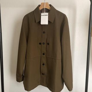 "Jil Sander - JIL SANDER 20AW ""Oversized Shirt Jaket"""
