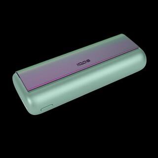 IQOS - [新品未開封]IQOS イルマプライム  オーロララップカバー  ナイトシェード