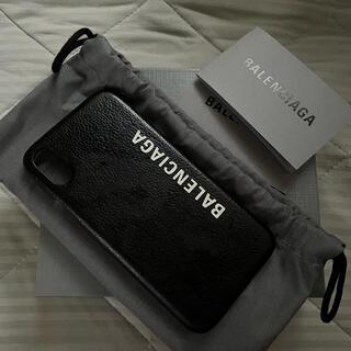 BALENCIAGA iPhoneケース X/XS専用