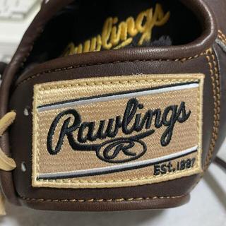 Rawlings - ローリングス軟式グローブ