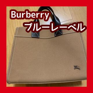 バーバリーブルーレーベル(BURBERRY BLUE LABEL)のバーバリー Burberry ブルーレーベル トートバッグ(トートバッグ)