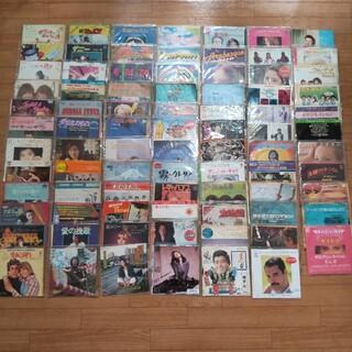 シングルレコード EPレコード他 洋楽 邦楽等 約80枚 セット まとめ