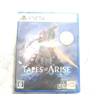 PS5 テイルズ オブ アライズ tales of arise(家庭用ゲームソフト)