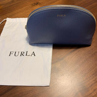 Furla - FURLA ポーチ 専用巾着付き