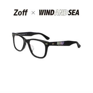 Zoff - Zoff×WIND AND SEA コラボサングラス 調光レンズ ウィンダンシー