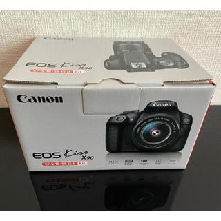Canon - Canon デジタル一眼レフカメラ EOS Kiss X90