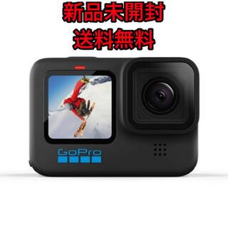 GoPro - GoPro ゴープロ アクションカメラ HERO10 Black CHDHX-1