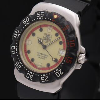 タグホイヤー(TAG Heuer)のタグホイヤー フォミラ1 WA1211 稼働品 社外バンド (腕時計)