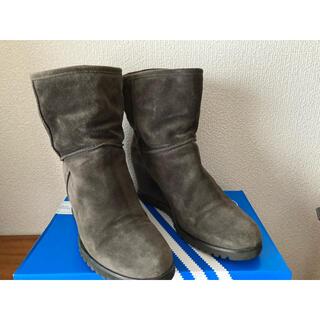 ファビオルスコーニ(FABIO RUSCONI)のファビオルスコーニインヒールショートブーツ(ブーツ)