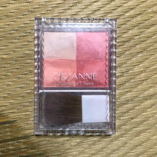 CEZANNE(セザンヌ化粧品) - セザンヌ ミックスカラーチーク 02