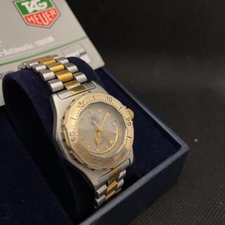 タグホイヤー(TAG Heuer)のタグホイヤー プロフェッショナル3000 934.208 稼働品 レディース(腕時計)