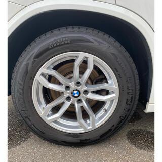 BMW - BMW G01 X3 スタッドレスタイヤセット