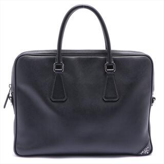 PRADA - プラダ    ブラック メンズ ビジネスバッグ