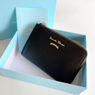 サマンサタバサ(Samantha Thavasa)のサマンサタバサ 日本未入荷 L字財布 ブラック 韓国 ウォレット(財布)