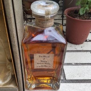 ニッカウイスキー(ニッカウヰスキー)の◆未開栓◆ ブレンドオブニッカ 660ml (ウイスキー)