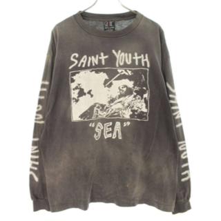 Saint mxxxxxx WIND&SEA LS TEE 長袖 シャツ