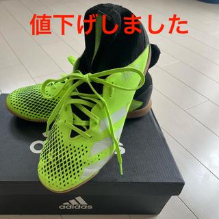 adidas - アディダス プレデター フットサルシューズ 24.0