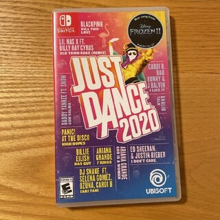 任天堂 - ジャストダンスJust Dance 2020