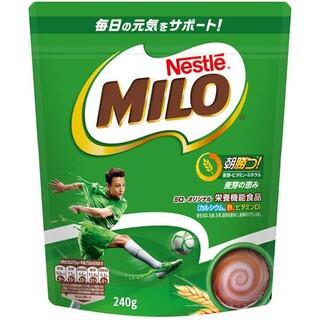 ネスレ(Nestle)のネスレ ミロ オリジナル (240g) 1袋(その他)