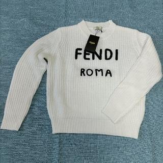 FENDI - 素敵❀セーター❀fendi ニット ホワイト