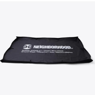 NEIGHBORHOOD - ネイバーフッド  グランドシート CI / P-GROUND SHEET