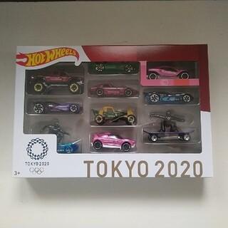 ホットウィール 東京オリンピック TOKYO 2020 ギフトセット(ミニカー)