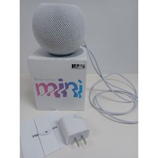 美品Apple HomePod mini MY5H2J/A ホワイト