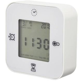 イケア(IKEA)のIKEA キッチンタイマー 時計 クロッキス(収納/キッチン雑貨)