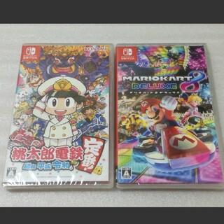 Nintendo Switch - 桃太郎電鉄 マリオカート8 switch