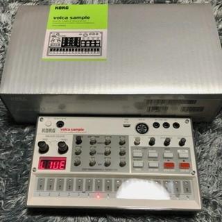コルグ(KORG)のKORG volca SAMPLE 2/サンプラー・シーケンサー(音源モジュール)