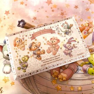ダッフィー(ダッフィー)の【新商品】アソーテッド チョコレート缶✰スターリードリームス✰ダッフィー(菓子/デザート)
