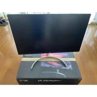 LG Electronics - LG 27UK850-W モニターディスプレイ 美品