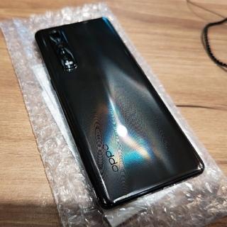 OPPO - OPPO findx2pro ブラック 外装新品