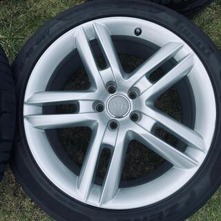 AUDI - ★ Audi A6 S-LINE 純正 19インチ アルミホイール タイヤ 4本