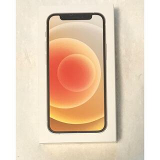 Apple - 未使用 iPhone12mini 64GB WH SIMフリー 〇判定