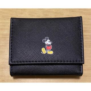 ミッキーマウス(ミッキーマウス)のミッキー お財布 mini付録(財布)