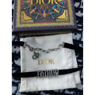ディオール(Dior)のディオール J'ADIOR チョーカー(ネックレス)