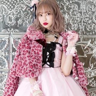 アンジェリックプリティー(Angelic Pretty)の新品Ladyレオパーショートコート(毛皮/ファーコート)