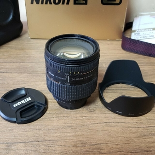 Nikon - Nikon AI AF 24-85mm F2.8-4D