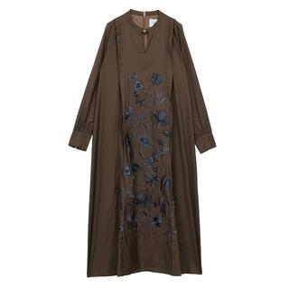 Ameri VINTAGE - 新品Sサイズ、MADELYN EMBROIDERY DRESS