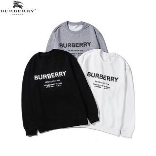BURBERRY - 【2点7500円数量限定】BURBERRY#100912 ロゴ付き スウェット