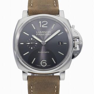 パネライ(PANERAI)の[p3922]パネライ ルミノール ドゥエ 42MM PAM00904 未使用(腕時計(アナログ))