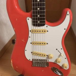 Fender - Fender Japan スクワイヤ ストラトJVシリアル期+レリック加工