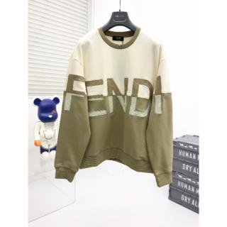 フェンディ(FENDI)のFENDI ロゴ スウェットシャツ(スウェット)