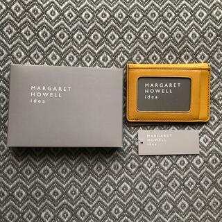 MARGARET HOWELL - MARGARET HOWELL パスケース 定期入れ カードケース