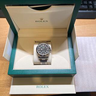 ROLEX - ロレックス エアキング 116900 2021 9月