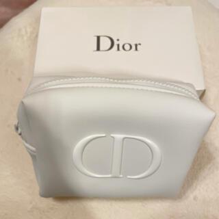Dior - ディオールポーチ ホワイト